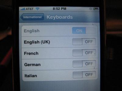 Firmware 1.1.2 per iPhone, ecco i cambiamenti