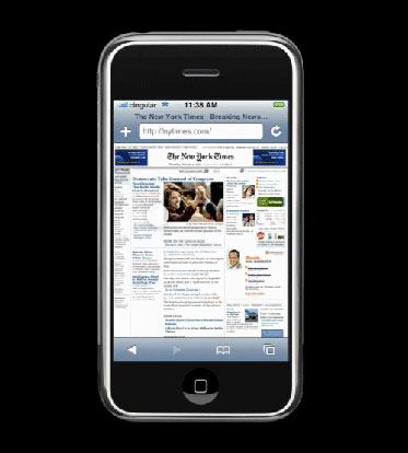 Iphone e internet