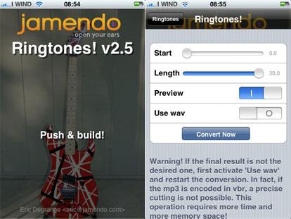 Ringtones 2.5