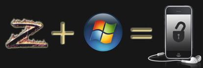 ziphone unlock windows