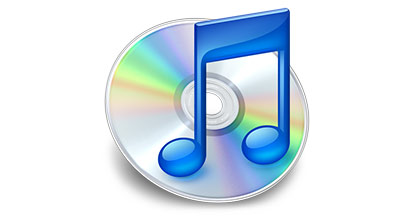 itunes apple logo