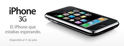 iphone 3g messico