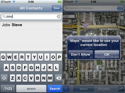 iphone firmware 2.0 screenshots zibri ziphone