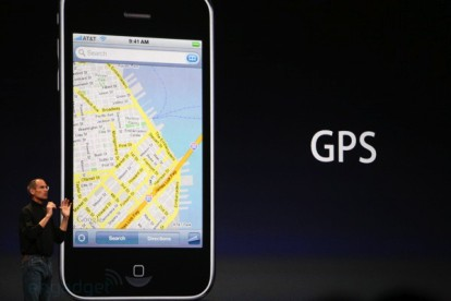 iphone gps