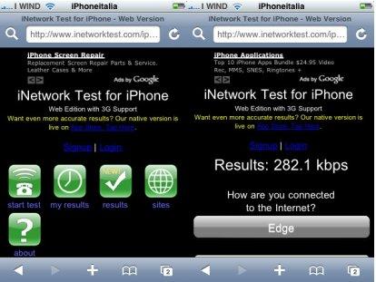 TEST ADSL SOSTariffe