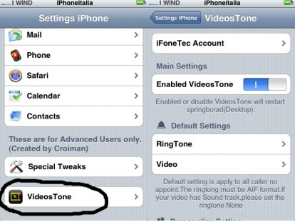 videostone