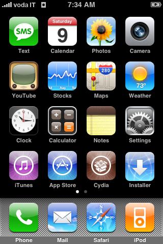 iphone 2g custom firmware 2.0.1