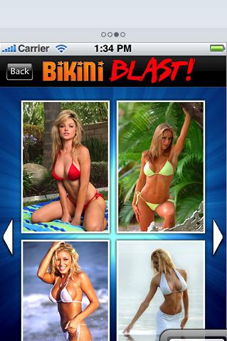 Bikini Blast è una collezione di wallpaper per iPhone disponibile su ...