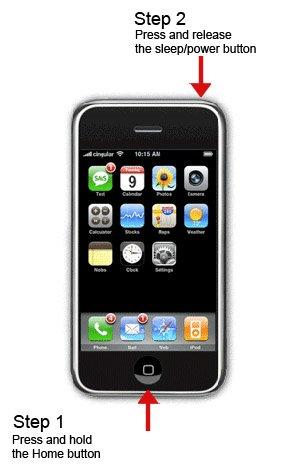 """Procedimento """"standard"""" per riavviare iPhone"""