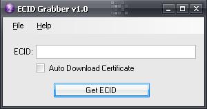 ecid_grabber