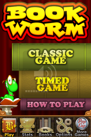 gioco bookworm da