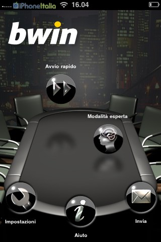 Poker bwin su iphone