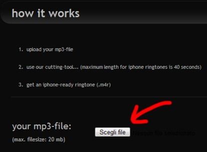 online convert mp3 to m4r free