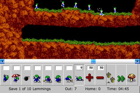 lemmings gioco