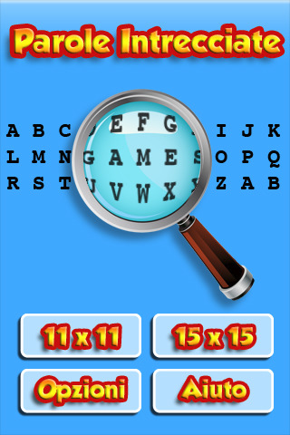 Parole intrecciate trova le parole con l 39 iphone iphone italia - Parole con significati diversi ...
