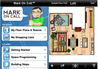 5 applicazioni iphone per architetti e geometri iphone for Creare planimetrie