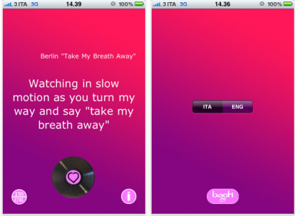 Ivalentine Words From Love Songs Frasi Damore Su Iphone Iphone