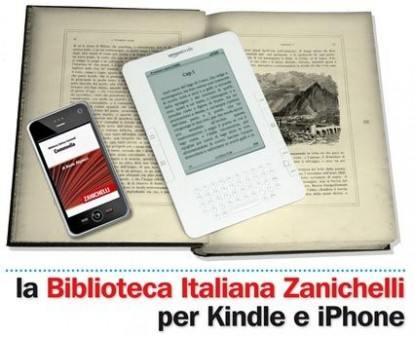 libri zanichelli su iphone