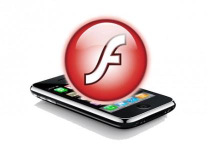 supporto flash su iphone ipad