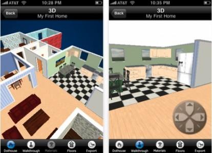 Home 3d progetta la tua casa su iphone iphone italia for Progetta la tua casa dei sogni in 3d