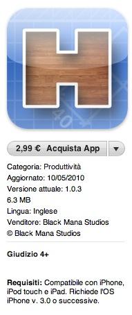 Home 3d progetta la tua casa su iphone iphone italia for Progetta casa in 3d online