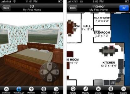 Home 3d progetta la tua casa su iphone iphone italia - Progetta la tua casa ...