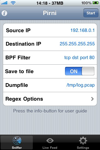 Arp spoofer cydia iphone