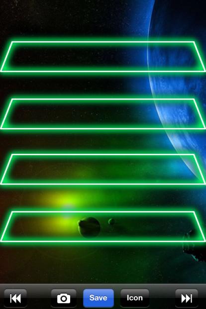 Glow backgrounds in one gli sfondi spettacolari per for Sfondi spettacolari