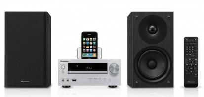 Pioneer x hm50 micro stereo per iphone iphone italia - Impianto hi fi casa consigli ...