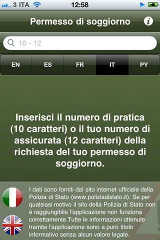 iPhoneItalia Quick Review: Permesso di Soggiorno, Game Cards ...