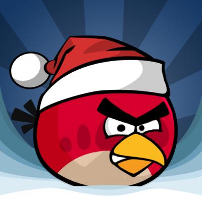 AngryBirds Xmas GameIcon 512x512 400x400