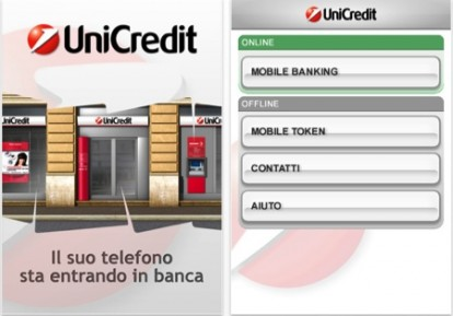unicredit pass batteria
