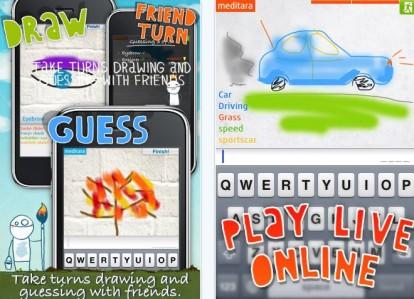 We doodle crea disegna e gioca con gli amici iphone for Disegna piani architettonici online gratuitamente