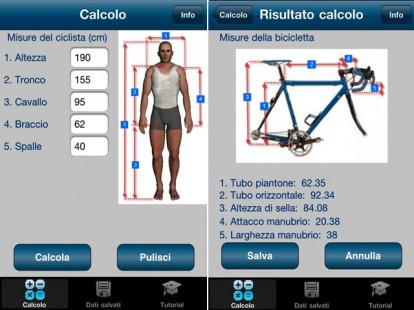Cyclocalc Lapp Che Ti Aiuta A Calcolare La Misura Del