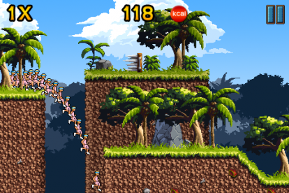 Grim Joggers, sano jogging in questo endless running game ...