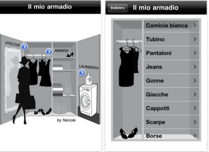 CONTEST: 5 codici di Il mio armadio all'interno! [App Store