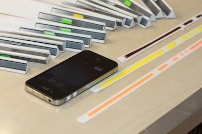 Rainbow wand per iphone 4 disponibili da istuff for Iphone wand