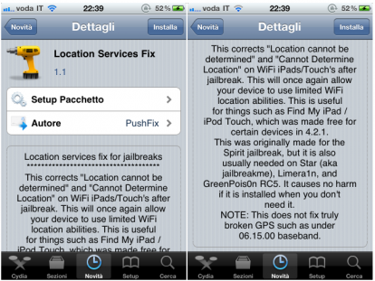 how to stop locations services on iphone