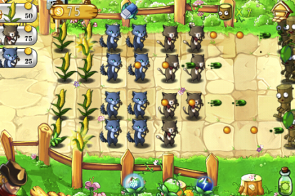Pets war? no, plants vs zombies! la recensione di iphoneitalia