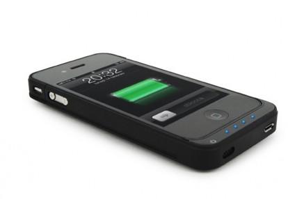 custodia batteria iphone se