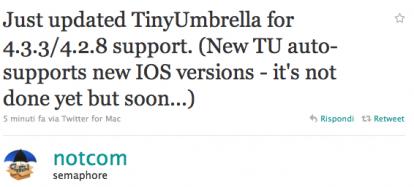 Tinyumbrella 4.33.00 Free