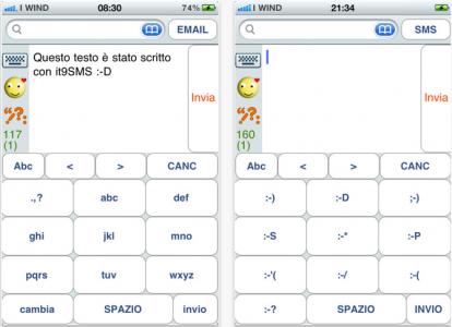 it9SMS, una nuova app che porta il T9 su iPhone - iPhone Italia