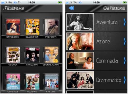 telefilm su iphone