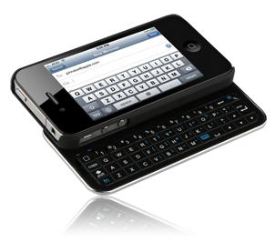 Naztech sliding bluetooth keyboard per iphone 4 iphone italia - Tastiera del letto ...