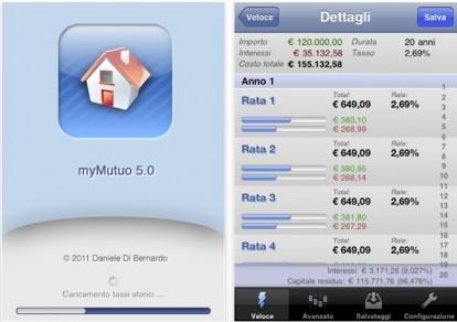 MyMutuo 5.0 disponibile su App Store - iPhone Italia Blog