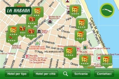 Ios Cartina Geografica.Icuba La Prima App Dedicata A Cuba Iphone Italia