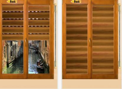 Rollingshutter trasforma l 39 iphone in una finestra iphone italia - Serranda finestra ...