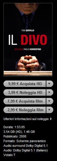 Il film della settimana scelto da iphoneitalia 29 la - Film il divo streaming ...