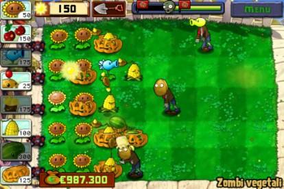 piante contro zombi da