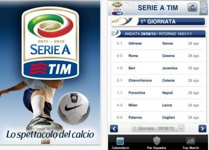 Lega Serie A Tim Calendario.Lega Serie A Ufficiale Si Aggiorna Alla Versione 1 2